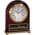 Custom Imprinted Wood Clocks