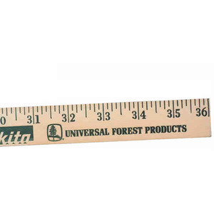 Yardsticks, Custom Imprinted With Your Logo!