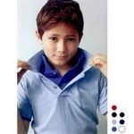 Custom Printed Youth Golf Polo Shirts