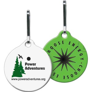 Custom Printed Zipper Pulls with Hooks